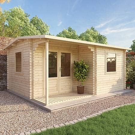 Waltons Log Cabins Reviews by 5m X 4m Waltons Home Office Executive Log Cabin Waltons Sheds
