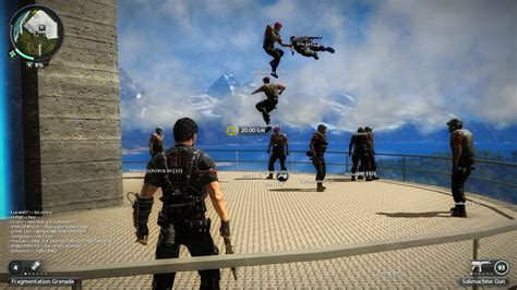 mod game just cause 2 just cause 2 multiplayer world build mod allows players to