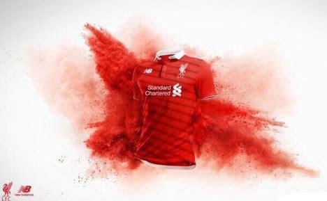 Polo Shirtbajupakaiant Shirttshirtkaos Kerah New Balance bocoran terbaru jersey home liverpool 2015 16 bola net