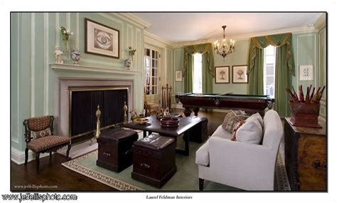 Ideas For Decorating Bathrooms Georgian Historic Residence Traditional Living Room