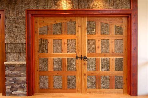 Wood Garage Doors Boone Nc Hickory Nc Ballard Custom Overhead Door Hickory Nc