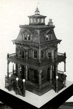 horror doll house halloween miniature on pinterest haunted dollhouse miniatures and haunted houses