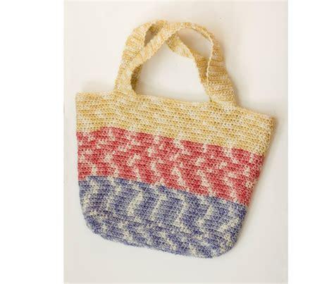 crochet bag pattern free download large tote crochet pattern pdf digital download market tote