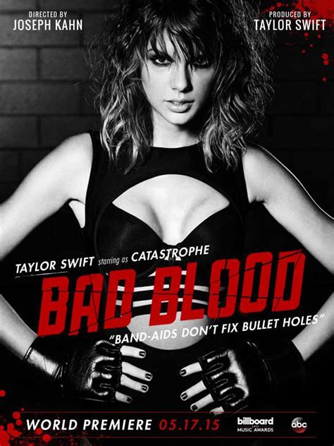taylor swifts cameo filled bad blood video
