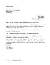 sle cover letter for funding application scholarship application letter applying for education
