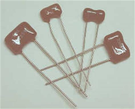 how to identify silver mica capacitors specials