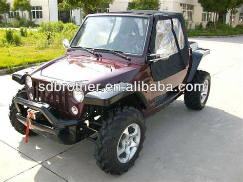 mini jeep car 800cc mini jeep utv 4x4 and 4x2 truck suspension cheap go