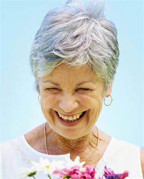 haircuts for gray hair 50 and older short gray hairstyles for older women over 50 gray hair