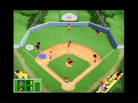 lets play backyard baseball pc 1997 part 1 the rise o