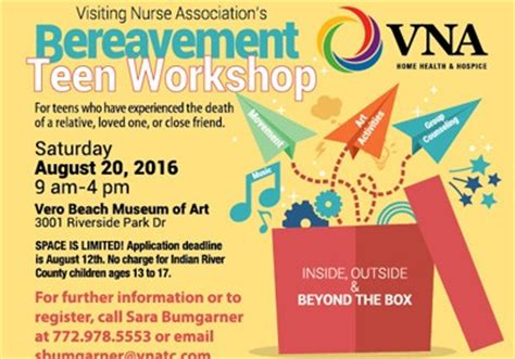 and grief component therapy for adolescents a modular approach to treating traumatized and bereaved youth books vna launches grief workshop vna home health and