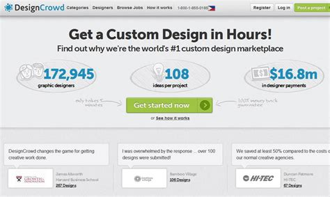 designcrowd similar websites designcrowd philippines gives smbs fresh alternative to ad