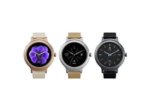 lg and partner to develop android wear 2 0
