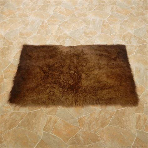 Area Rugs Buffalo Ny American Buffalo Bison Rug For Sale B14719 The Taxidermy Store