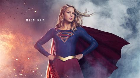 supergirl season  wallpaper hd desktop