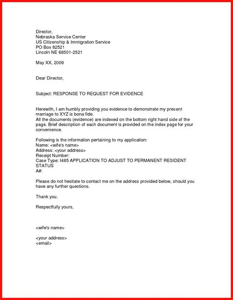 Letter Template To Uscis For Lost Ead Card by I 485 Cover Letter Sle Apa Exle