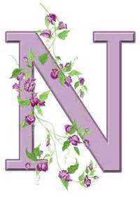 letter n floral initial free stock photo public domain