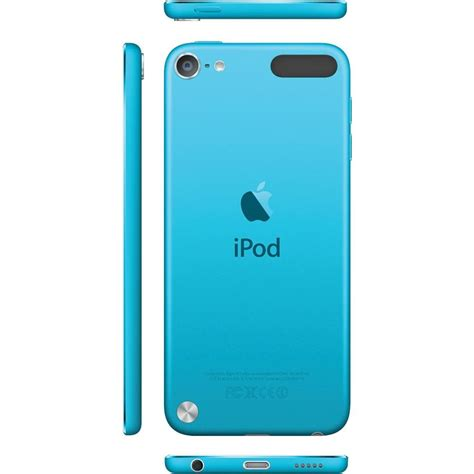 Apple iPod touch 64GB Blue (5th Generation) NEWEST MODEL