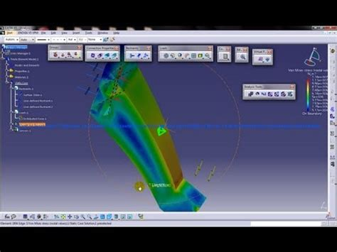 tutorial catia v5 assembly structure analysis free 3d catia v5 tutorial chain assembly dmu kinematic p