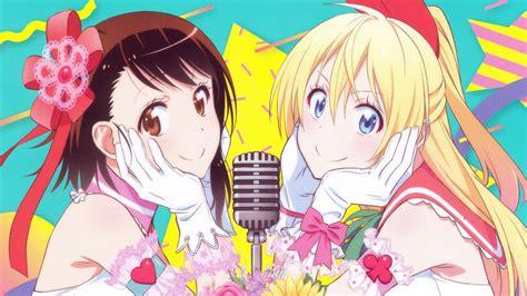 film anime nisekoi nisekoi oad trailer previews raku s married life japanator