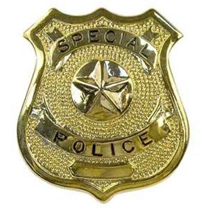 special police badge maryland small arms range inc
