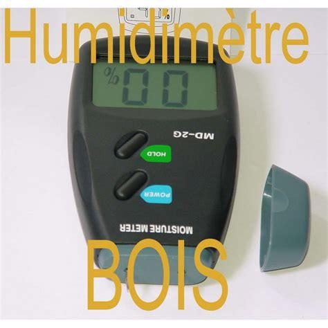 testeur mesure humidit 233 des murs bois bricochanoux