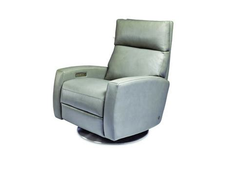 Recliner Swivel Base by American Leather Elliot Comfort Recliner Swivel Base