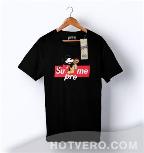 cheap supreme cheap supreme mickey box symbol t shirt hotvero