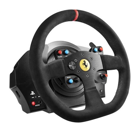 Wheels 599xx 3 thrustmaster vg t300 alcantara edition racing