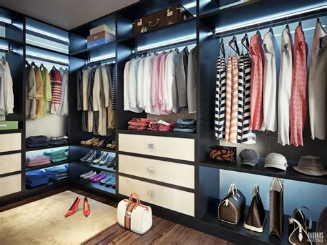 Walk In Closets Designs | walk in closet design interior design ideas
