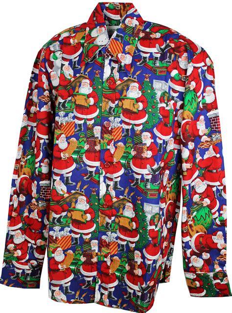 christmas hawaiian shirts