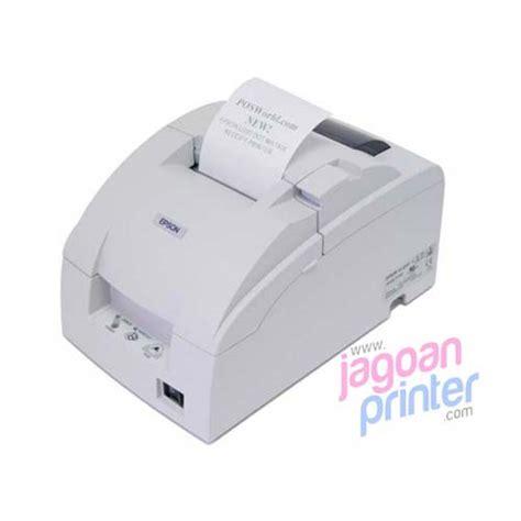 Epson Printer Tm U220d Tm U220 D Usb Port Non Auto Cutter jual printer epson tm u220d murah garansi jagoanprinter