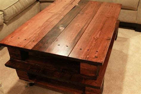 How To Make A Coffee Table From Pallets Healthy Diet Breakfast Recipes Diy Pallet Coffee Table
