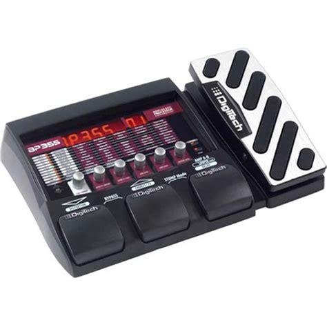 Digitech Bp355 Promo Special digitech bp355 bass multi effects processor bp355 b h photo