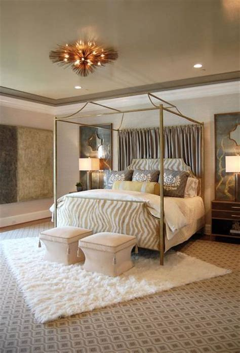 canopy bed designs adding romance  modern bedroom decorating ideas