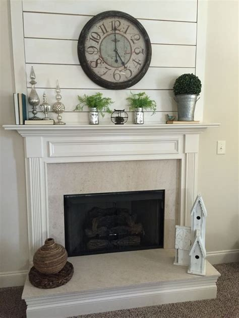 fireplace upgrade ideas upgrade with a diy fireplace best free home design