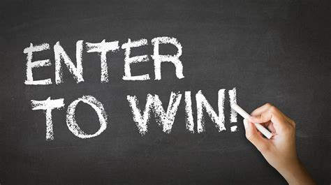 Competitions Giveaways - 7 key things every great facebook contest needs jeffbullas s blog