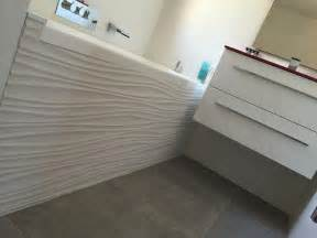pose de carrelage sol et murs pour salle de bains aix en