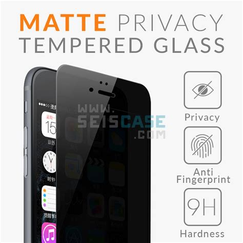 Cover Matte Privacy Anti Tempered Glass Iphone 5 cover matte privacy anti tempered glass iphone6