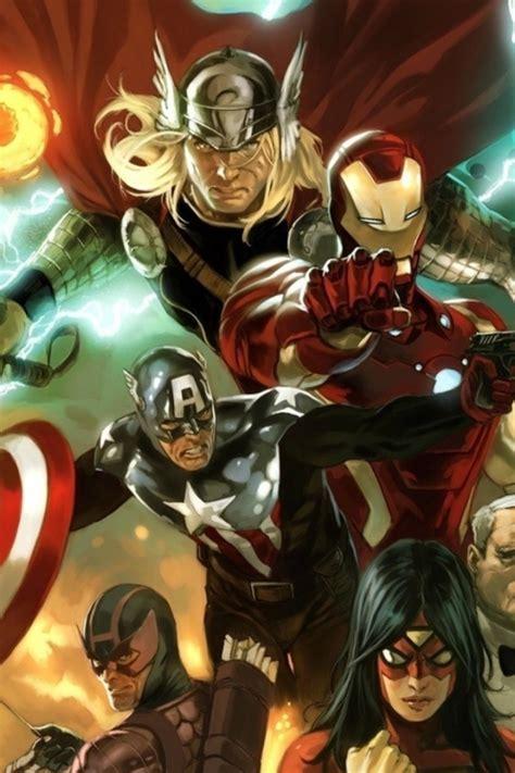 iPhone 4   Comics/Marvel Comics   Wallpaper ID: 599101