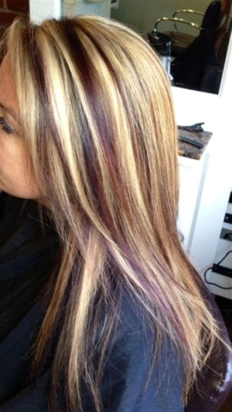 what are highlights and lowlights need to see pictures 46 best platinum brown hair high lights images on