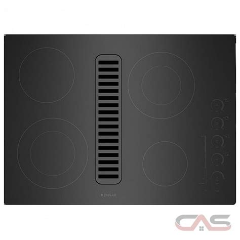 jenn air cooktop electric jenn air jed4430wb cooktop electric cooktop 36 inch 4
