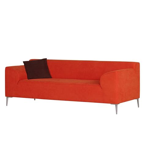 sofa gelb sofa in rot artownit for