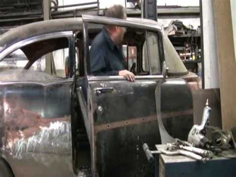 Kenny S Garage by Kenny S Garage 1957 Chevy Bench Seat Fabrication