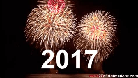 new year animated gif free 2017 new year gif 9to5animations