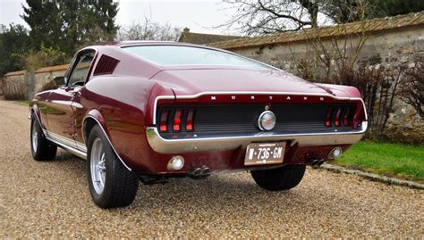 1967 mustang gta fastback ford mustang gta fastback 67 gtvintage