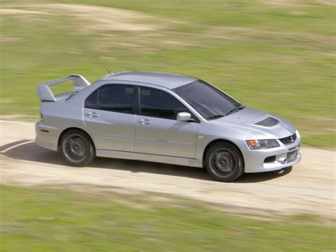 mitsubishi evolution 2006 2006 mitsubishi evolution ix pictures information and