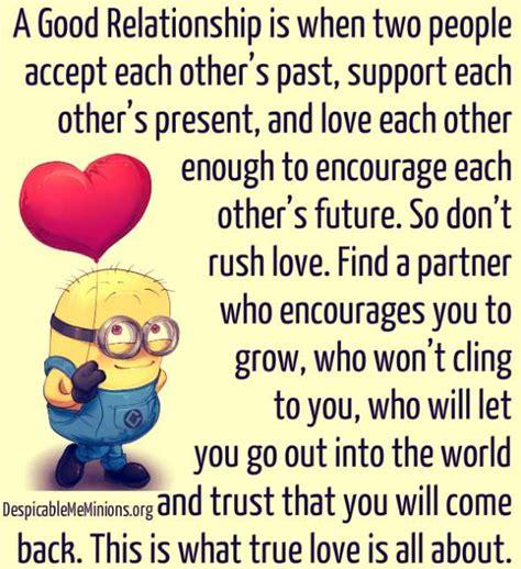 printable minion quotes minion relationship quotes quotesgram