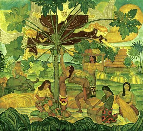 biography of filipino artist botong francisco artwork philippine art pinterest