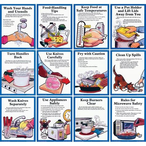 7 Must Kitchen Safety Tips by Best 25 Food Safety Ideas On Food Safety Tips