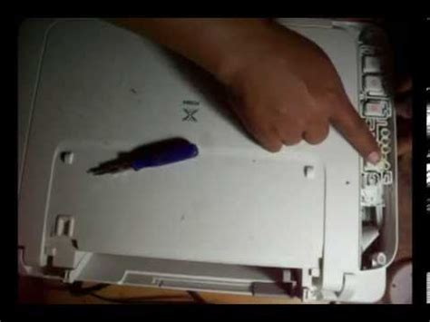 reset counter mg2570 how to reset mg2570 canon printer youtube